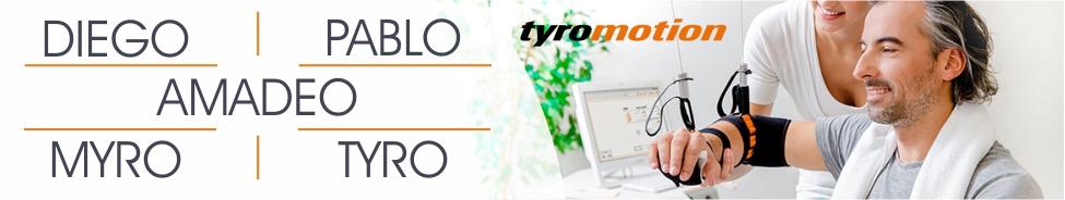 Tyromotion2 - Galeria Recuperare robotică