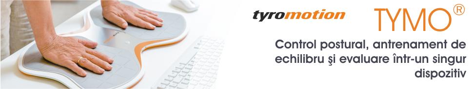 Tymo - Galeria Recuperare robotică
